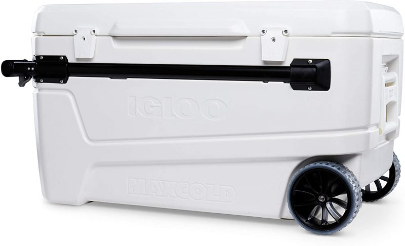 Igloo Glide Pro Portable Ice Chest Wheeled Cooler box