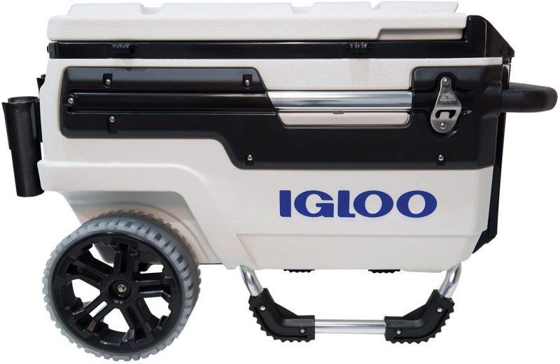 igloo trail mate wheeled cooler