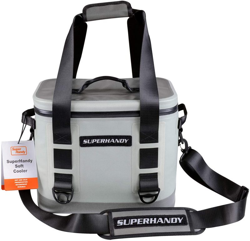 SuperHandy Enhanced Soft Ice Cooler Bag